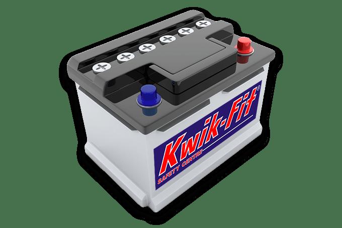 KwikFit battery