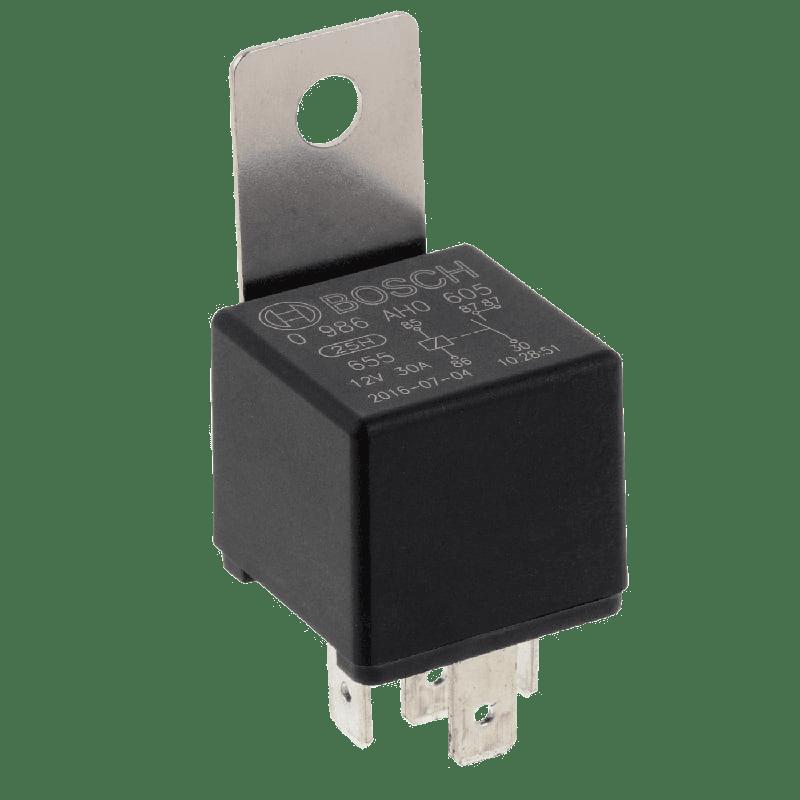 Bosch relays