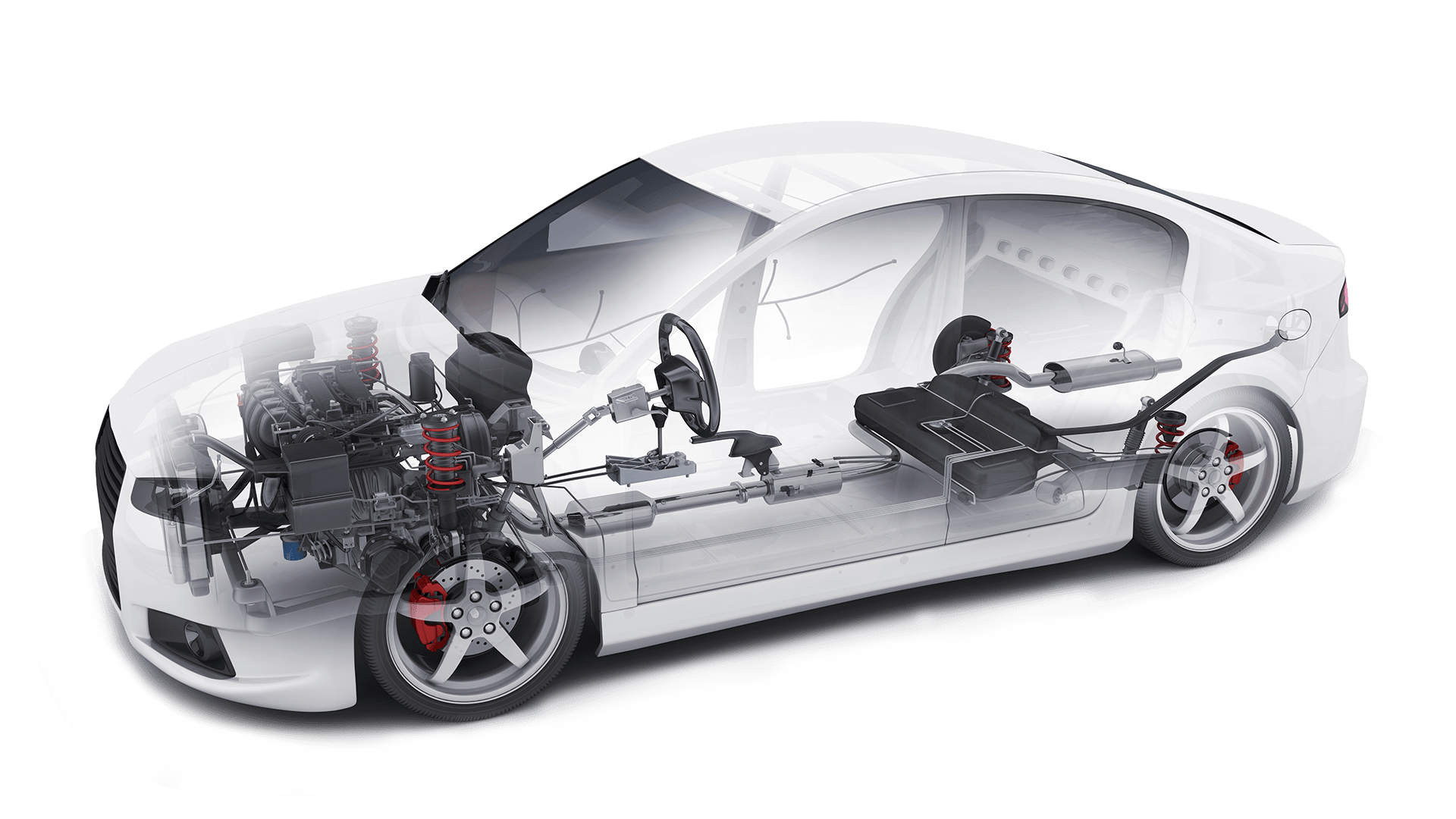Transparant Car