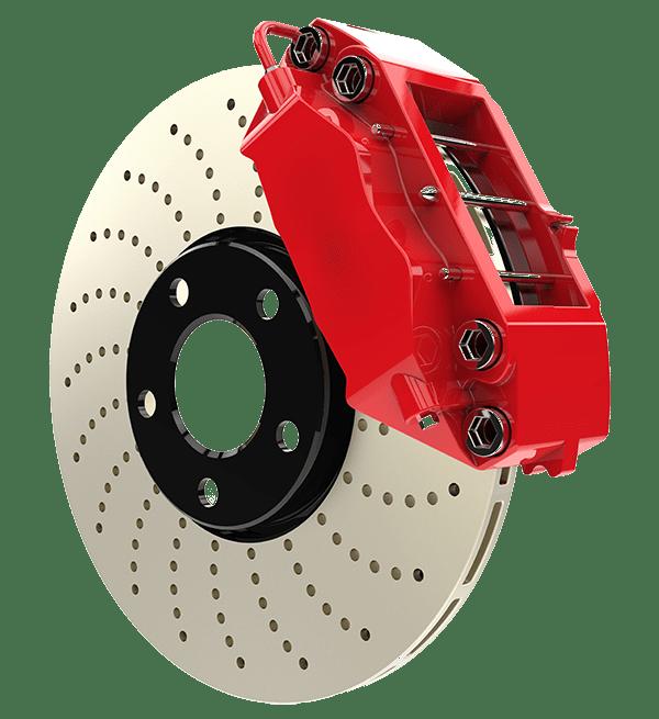 brake disks from Kwik-Fit